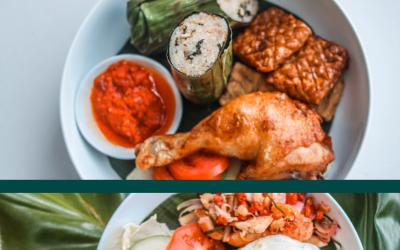 Makanan box Harris Barelang/IST